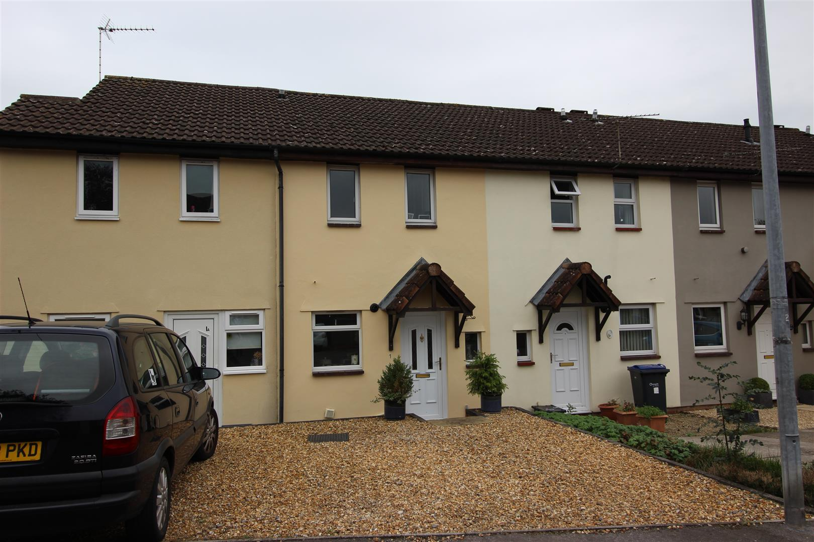 2 Bedrooms Terraced House for sale in Pembroke Road, Chippenham